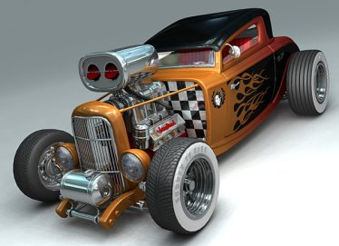 32 Ford ratrod